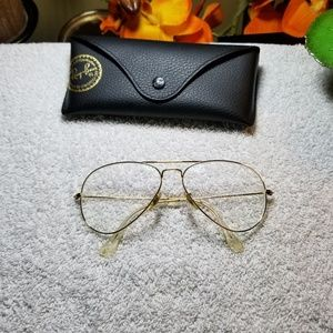 Bausch and Lomb Ray-Ban RX Glasses